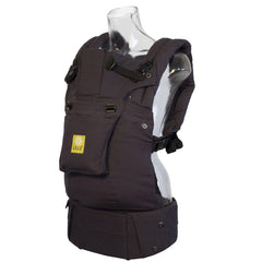 Lillebaby Complete Original Baby Carrier - Charcoal/Black (NEW with Pockets)