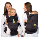 Lillebaby Complete Original Baby Carrier - Charcoal/Black