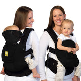 Lillebaby Complete Airflow Baby Carrier  - Black (NEW w/ Pockets)