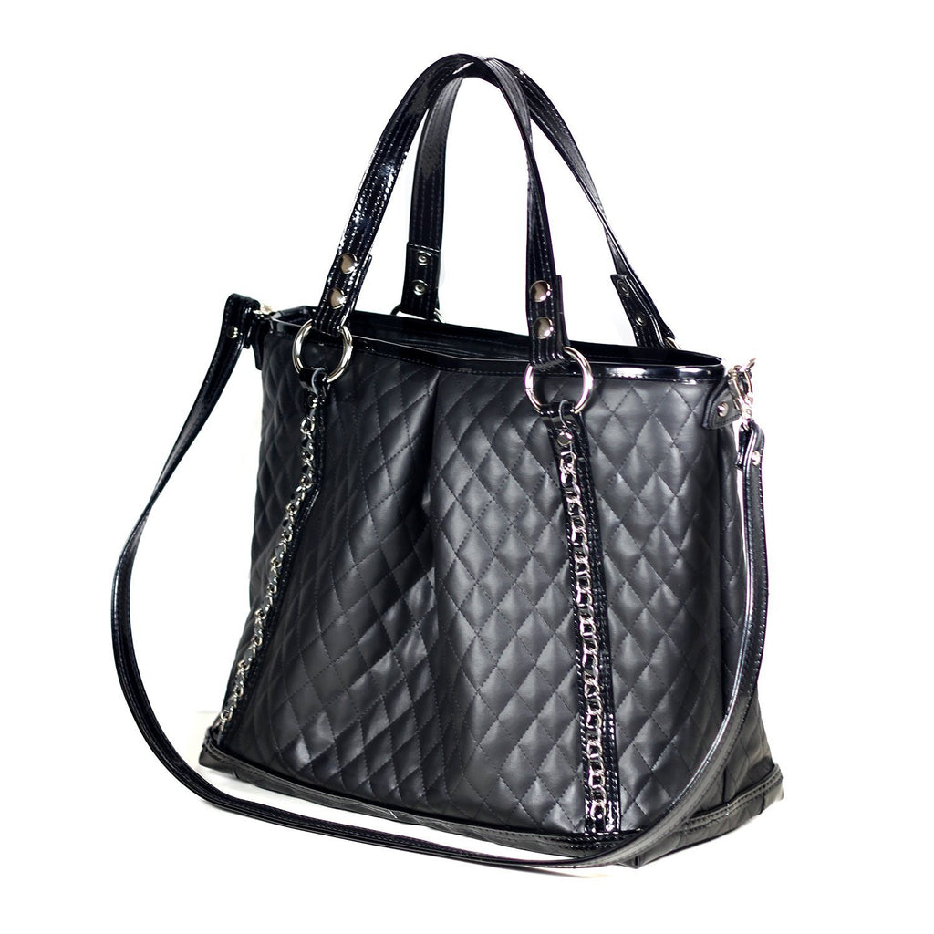 Mia Bossi Lyndsey Quilted Diaper Bag