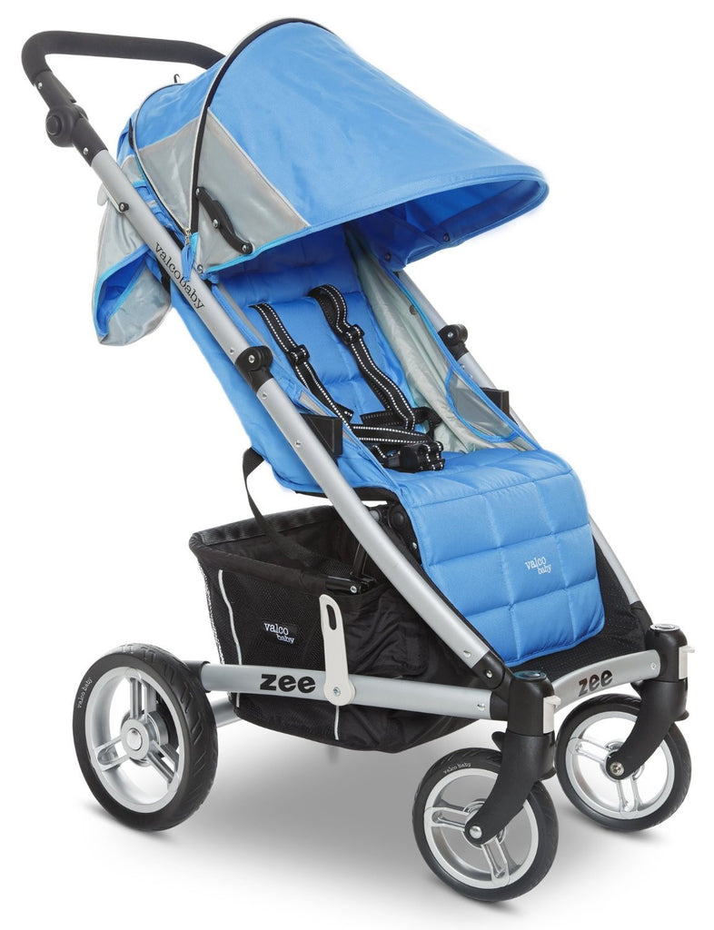 Valco Baby Zee Single Stroller Cloudless