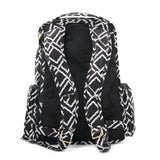 JuJuBe Legacy Be Right Back Backpack Diaper Bag - The Empress back