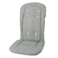 Austlen Entourage Seat Liner - Second Seat in Black Stripe