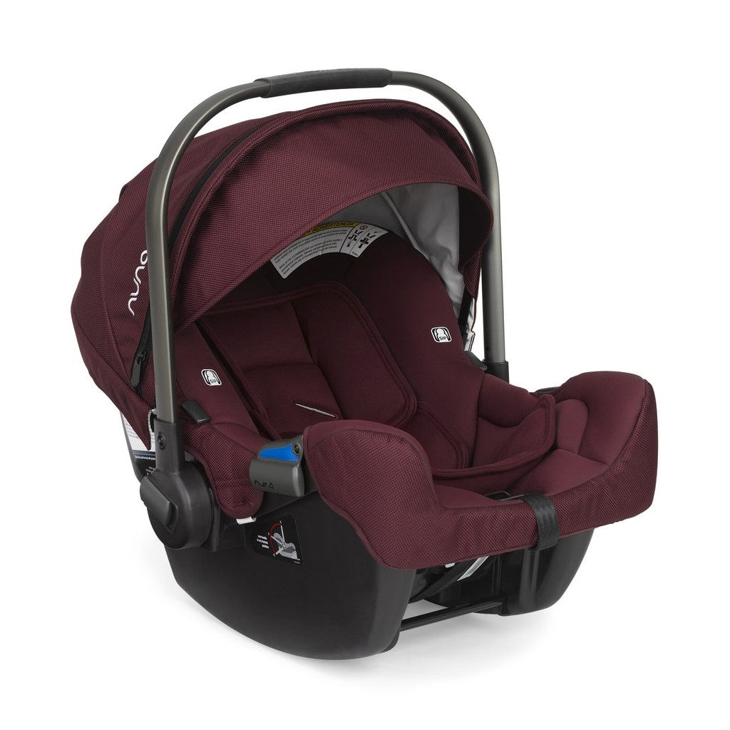 Nuna Pipa Car Seat and Base Berry | CF-02-005