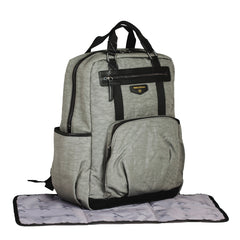 TWELVElittle Unisex Courage Backpack - Grey