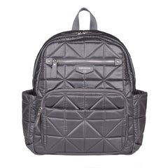 TWELVElittle Companion Backpack - Platinum