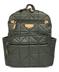 TWELVElittle Companion Backpack - Olive