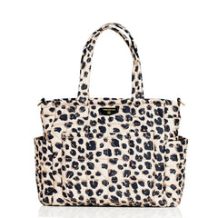 TWELVElittle Carry Love Tote - Leopard Print