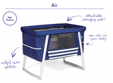 BabyHome Dream Air Bassinet
