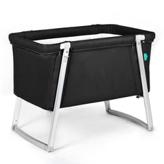 Babyhome Dream Portable Cot - Black