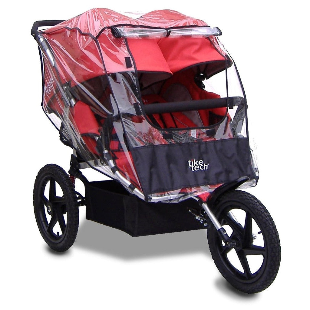 Tike Tech Double All Terrain X3 Sport All Season Stroller Cover