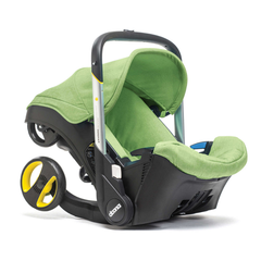 Doona Infant Car Seat Travel System with Base - Green/Fresh
