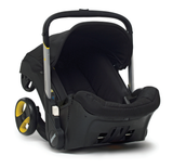 Doona Infant Car Seat Travel System with Base - Black/Night