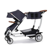 Austlen Entourage Stroller in Navy Full