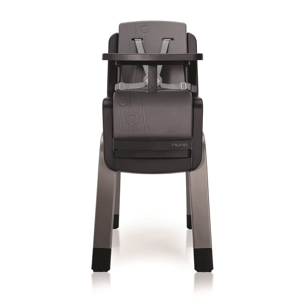 Nuna Zaaz Convertible High Chair - Pewter