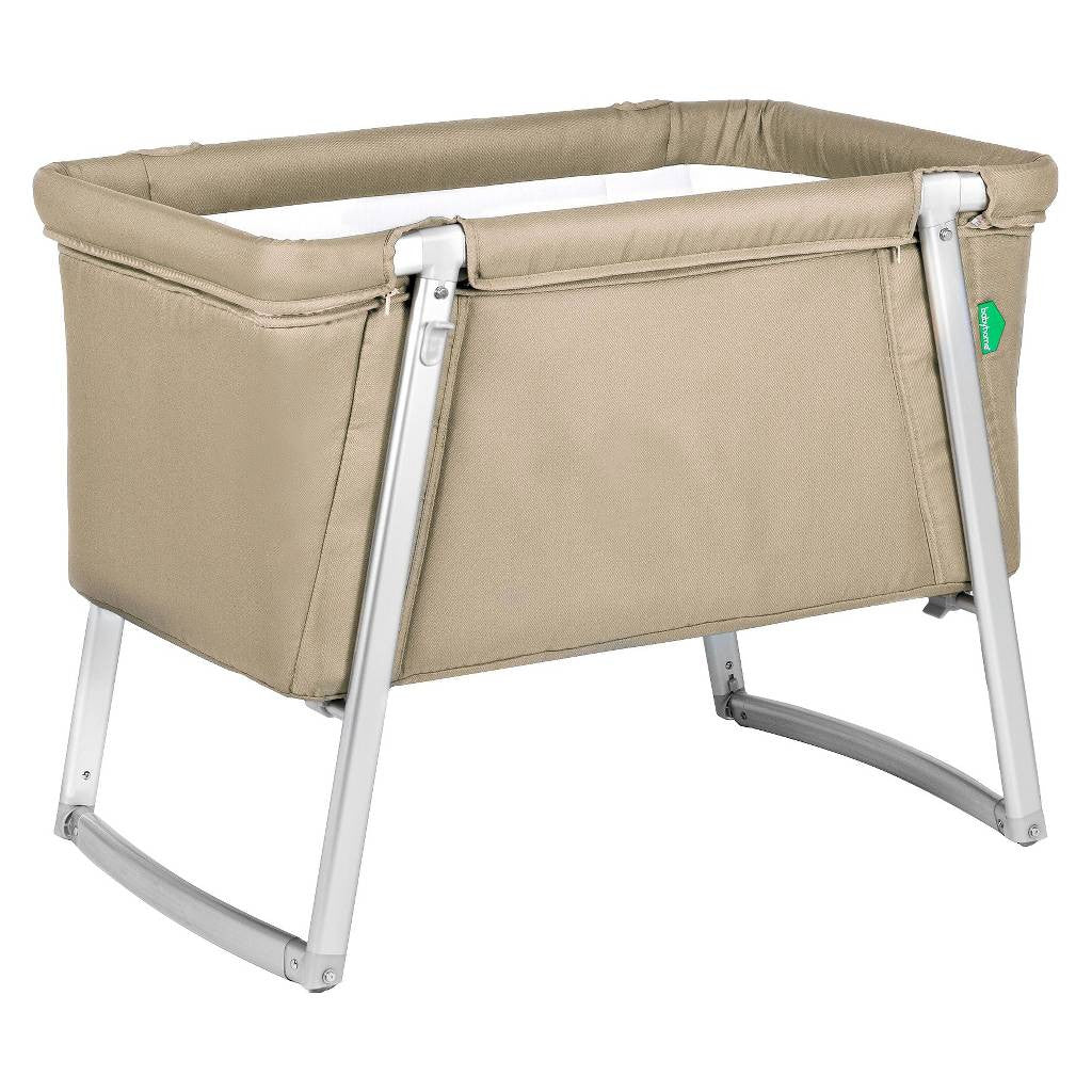 Babyhome Dream Baby Crib - Sand