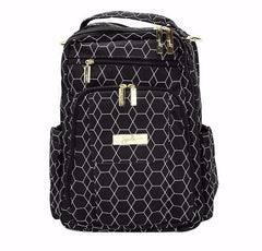 JuJuBe Legacy Be Right Back Backpack Diaper Bag - The Countess
