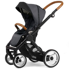 Mutsy Evo Urban Nomad Stroller - Dark Grey with Black Frame