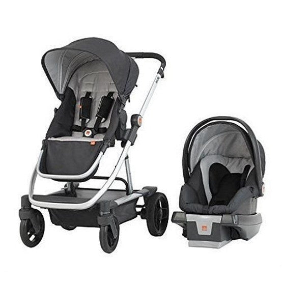GB Evoq 4-in-1 Travel System Charcoal | 10AT2G-CHA4U