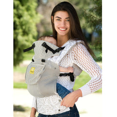 Lillebaby Complete Airflow Baby Carrier - Frosted Rose