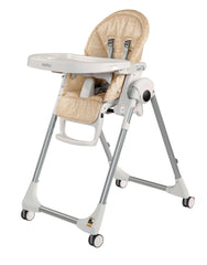 Peg Perego  Prima Pappa Zero 3 High Chair - Savana Beige