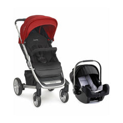 Nuna Tavo and Pipa Travel System - Poppy Night