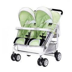 Zooper Tango Escape Double Stroller - Pear
