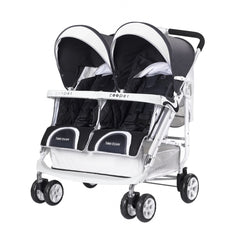 Zooper Tango Escape Double Stroller - Ruby Storm