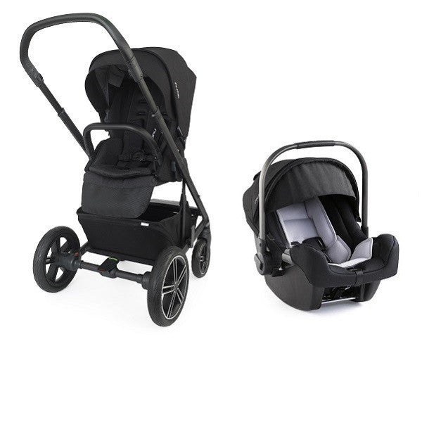 Nuna Mixx2 and Nuna Pipa Car Seat