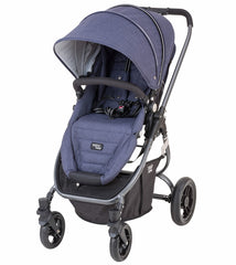 Valco Baby Snap Ultra Tailormade Stroller - Denim Blue