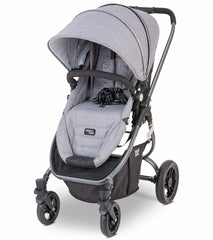 Valco Baby Snap Ultra Tailormade Stroller - Grey Marle