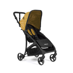 Babyhome Vida Light Weight Stroller Black Frame - Nectar