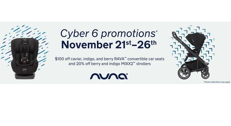 Nuna Car Seat Sale