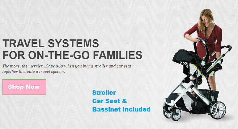 MUV Reis Travel System Sale
