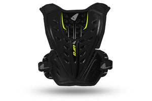 Pettorina motocross Reactor 2 Evolution nero