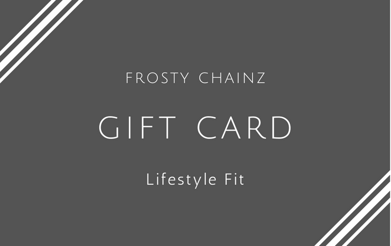 Frosty Chainz Gift Card