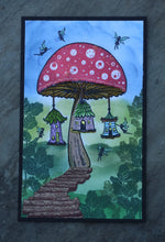 Load image into Gallery viewer, Fairy Hugs Stamps - Wooden Walkway