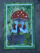 Load image into Gallery viewer, Fairy Hugs Stamps - Forest Steps