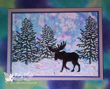 Load image into Gallery viewer, Fairy Hugs Stamps - Snowy Fir