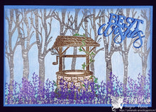 Load image into Gallery viewer, Fairy Hugs Stamps - Wishing Well