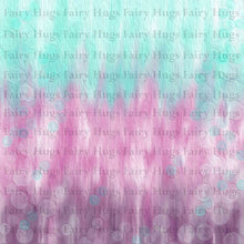 "Load image into Gallery viewer, Fairy Hugs - Fairy-Scapes - 6"" x 6"" - Sea Fair"