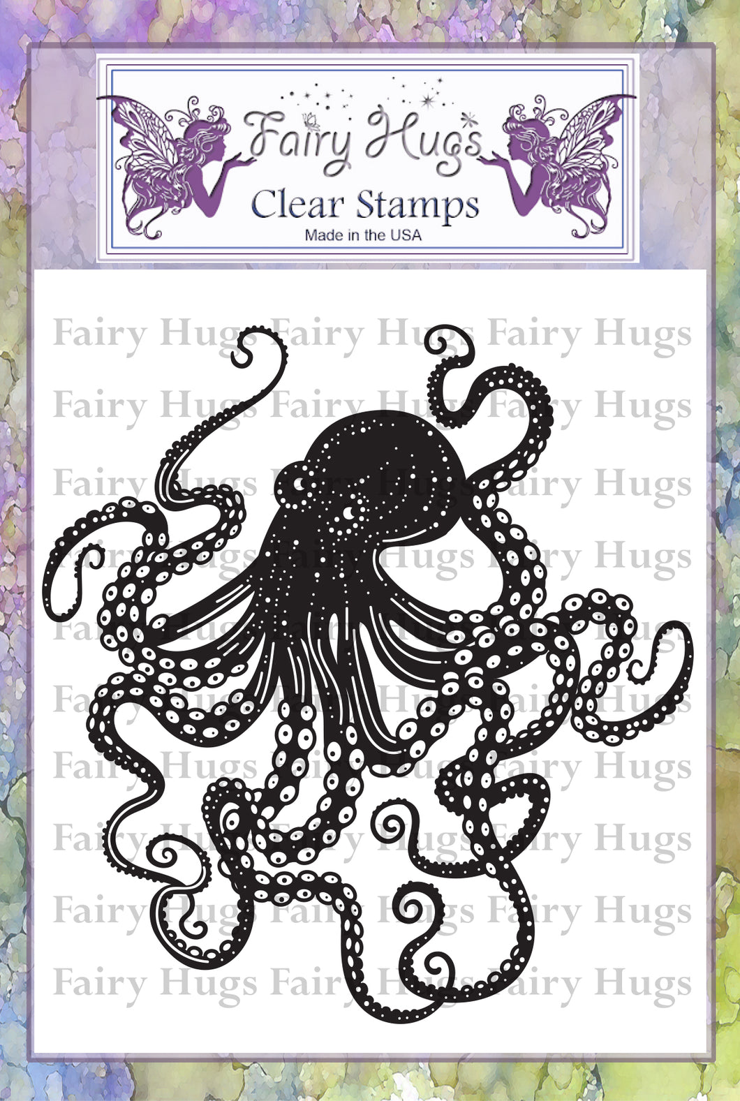 Fairy Hugs Stamps - Oscar