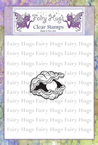 Fairy Hugs Stamps - Mini Oyster