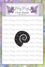 Load image into Gallery viewer, Fairy Hugs Stamps - Mini Nautilus Shell