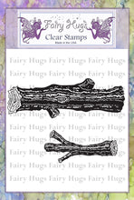 Load image into Gallery viewer, Fairy Hugs Stamps - Logs