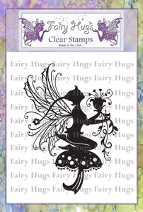 Fairy Hugs Stamps - Ciana
