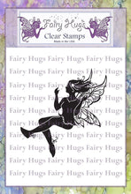 Load image into Gallery viewer, Fairy Hugs Stamps - Tiana