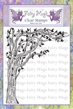 Load image into Gallery viewer, Fairy Hugs Stamps - Lantern Tree