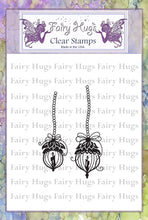 Load image into Gallery viewer, Fairy Hugs Stamps - Lantern Set