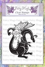 Load image into Gallery viewer, Fairy Hugs Stamps - Zakar